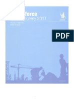 Labor Force Report 2011
