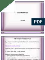 Struts Module Version 1
