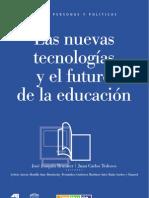 Tecnologias y Futuro de La Educacion