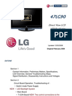 Lg 47lg90 Led Lcd Tv Training-manual