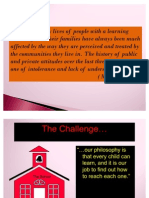 Ed247-Categories of Exepetional Children