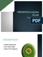 Presentasi Agama Islam