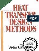 Heat Transfer Design Methods by McKetta_0824785185