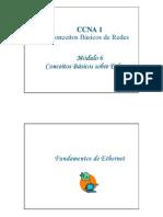 ccna1-06 - conceitos basicos sobre ethernet