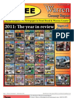 The Early January, 2012 edition of Warren County Report