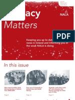 Final Literacy Matters - Winter 2011 - Issue 8