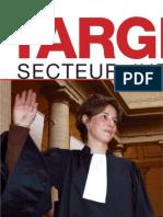 Target Juridique 2012