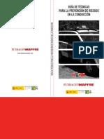 Guia de Tecnicas Para La Prevencion de Riesgos en La Conduccion