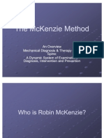 The McKenzie Method Powerpoint_2008