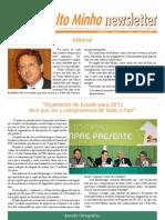 Newsletter Janeiro 2012