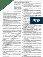 Exercício - Constitucional - Direitos Individuais e Sociais - CESPE