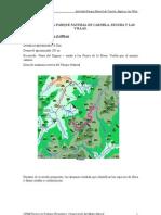 Actividad Parque Natural Cazorla Segura y Las Villas
