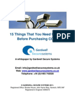15 things you need to know before purchasing CCTV