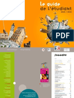 Guide de l'étudiant à Lyon 2008