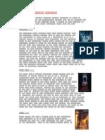 Thriller Sequence Comparison