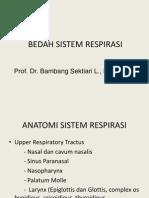 Bedah Sistem Respirasi Ub
