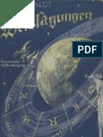 Rehwaldt, Hermann - Weissagungen,  Ludendorffs Verlag, Ludendorff