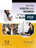Are the Youth and Women of Kenya Ready for Business? 2011_Timothy Mahea