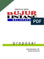 Proposal Koran Iklan