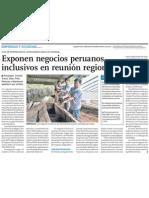 Empresas de Turismo y Negocios Inclusivos en el Perú. Casos de Éxito