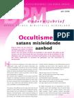 Occultisme – satans misleidende aanbod