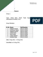 International Finance_Group 1