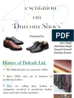 durcom shoes case study