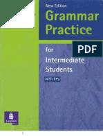 Grammar Intermediate Students