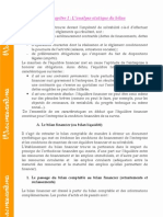Analyse Financiere Du Bilan