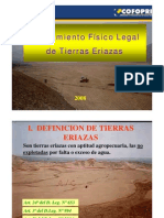 Cofopri to Legal de Tierras Eriazas