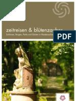 zeitreisen & blütenzauber - Schlösser, Burgen, Parks und Gärten in Niedersachsen
