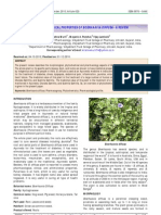 Pharmacological Properties of via Diffusa - A Review