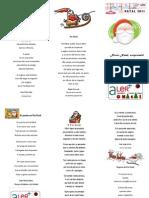 Poemas Pai Natal