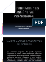 ANOMALIAS CONGENITAS PULMONARES