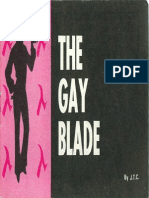 Chick Tract - The Gay Blade