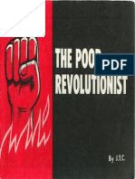 Chick Tract - The Poor Revolutionist