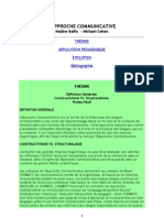 l'Approche Communicative Document