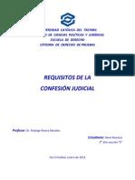 La Confesión Remi Ramírez