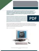 IP Communicator Hoja de Datos