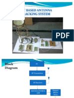 PC Based Remote Antenna Tracking System