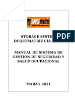 Mc-pe-01manual de Seguridad y Salud Ocupacional