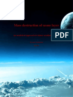 Mass Destruction of Ozone Layer-An Analytical Approach to Future Weather Weapons-Terrorist Handbook-paladin Press-ragnar Benson