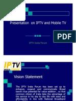 Iptv vs Mobile