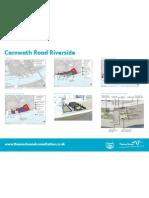 Carnwath Road Riverside display board