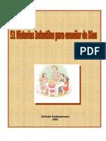 51 Historias In Fan Tiles Para El Culto Divino