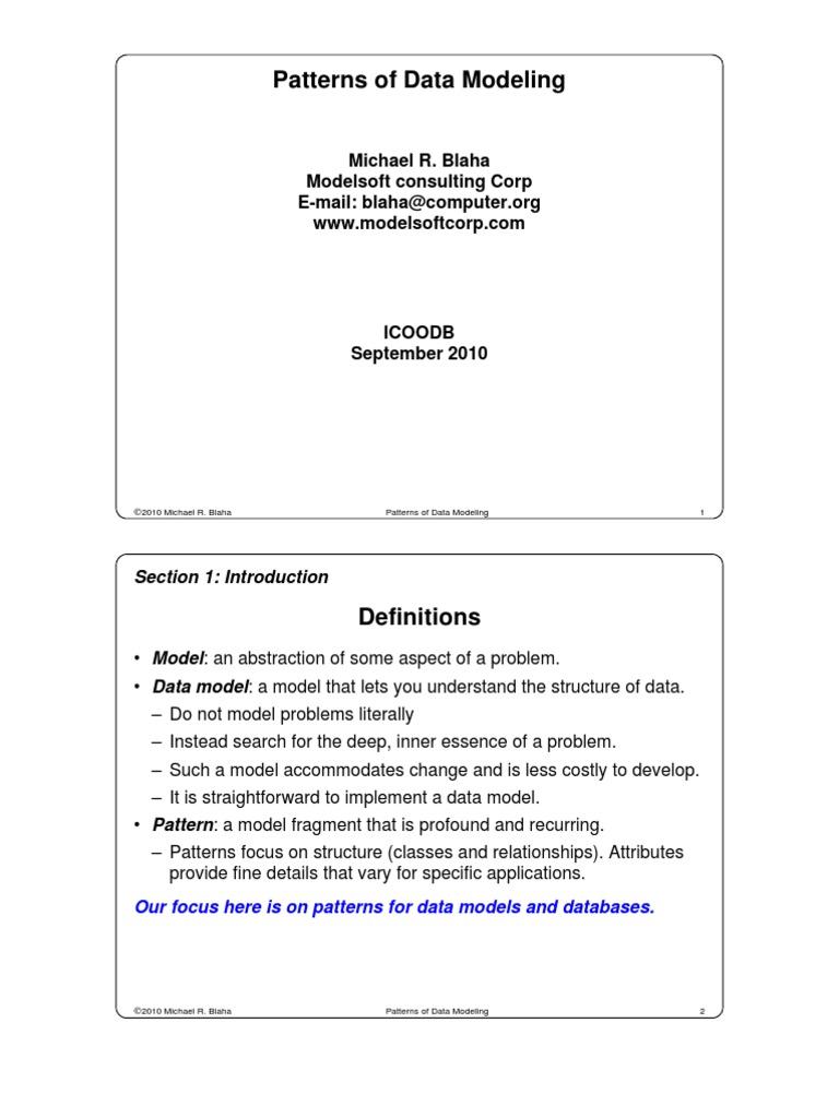 the data model resource book silverston len agnew paul