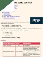 ManualDomoCentrex