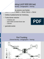 Switches Port Trunking