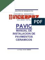 Manual Pavic