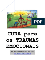Cura para os traumas emocionais
